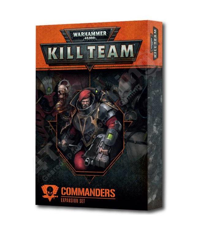 Kill Team Kill Team: Commanders