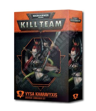 Kill Team *Commander: Vysa Kharavyxis