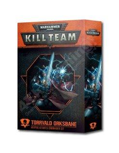 Commander: Torrvald Orksbane