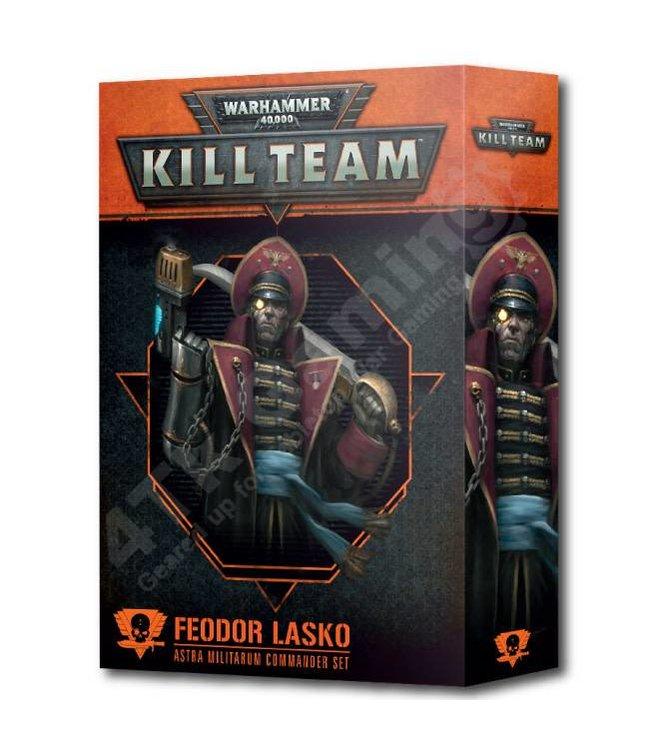 Kill Team *Commander: Feodor Lasko