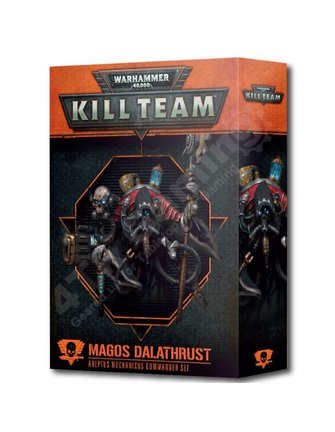 Kill Team Commander: Magos Dalathrust