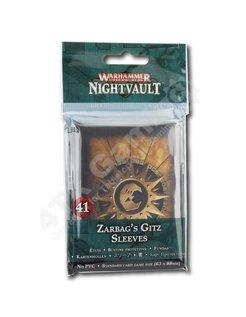 WHU: Zarbag'S Gitz Sleeves