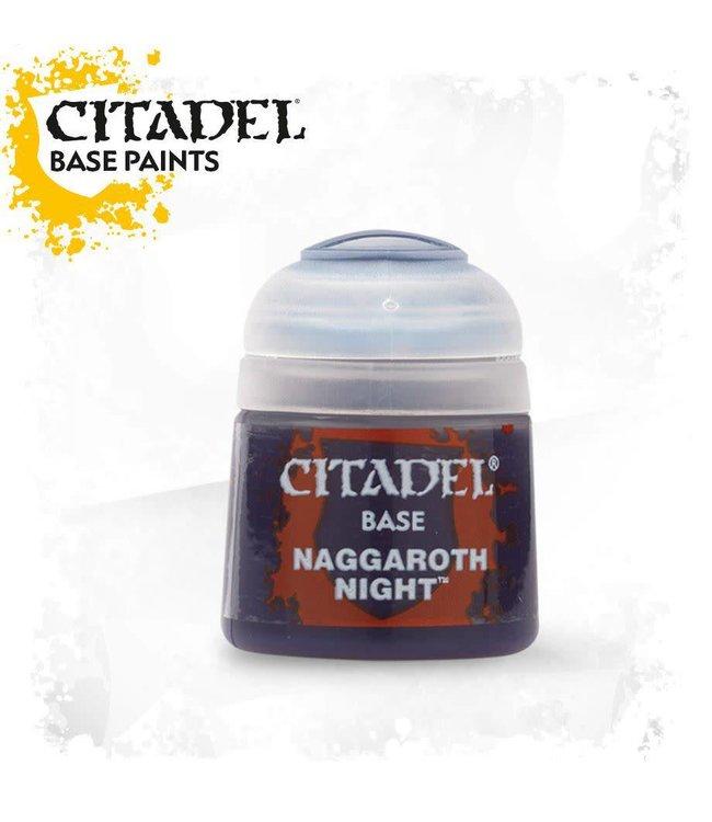 Citadel BASE: Naggaroth Night