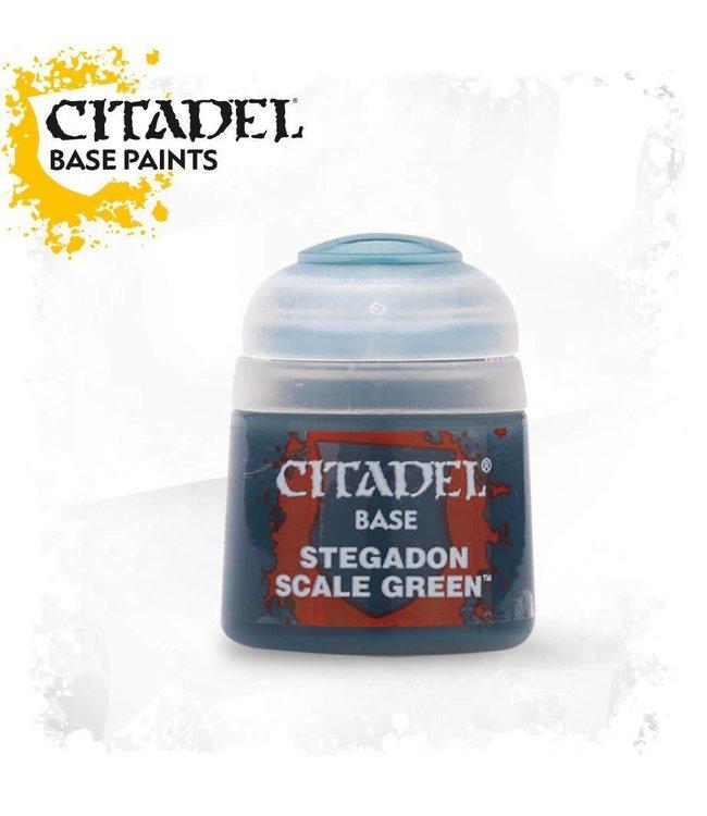Citadel BASE: Stegadon Scale Green