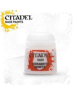 BASE: Ceramite White