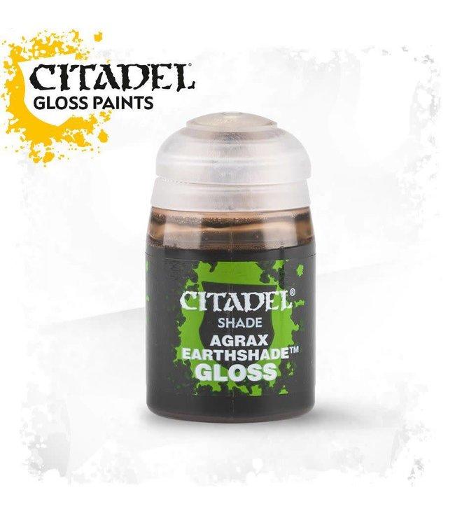 Citadel SHADE: Agrax Earthshade Gloss (24ml)