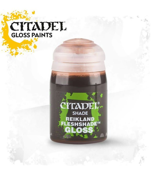 Citadel SHADE: Reikland Fleshshae Gloss (24ML)