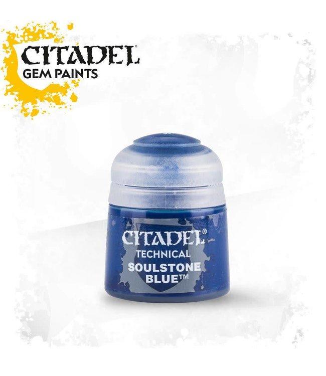Citadel TECHNICAL: Soulstone Blue (12ML)