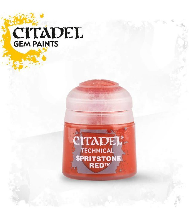 Citadel TECHNICAL: Spiritstone Red (12ML)