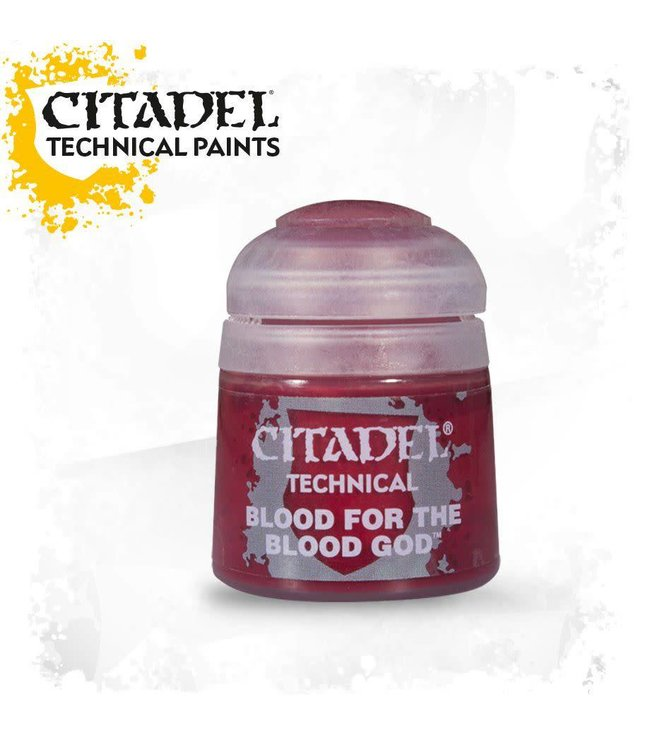 Citadel TECHNICAL: Bood For The Blood God
