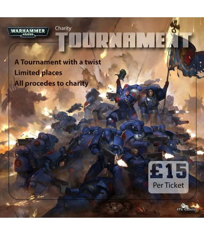 Charity Event - 18th November 2018