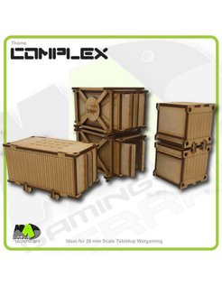 Containers - Industrial (large pack)