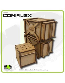Containers - Industrial (small pack)