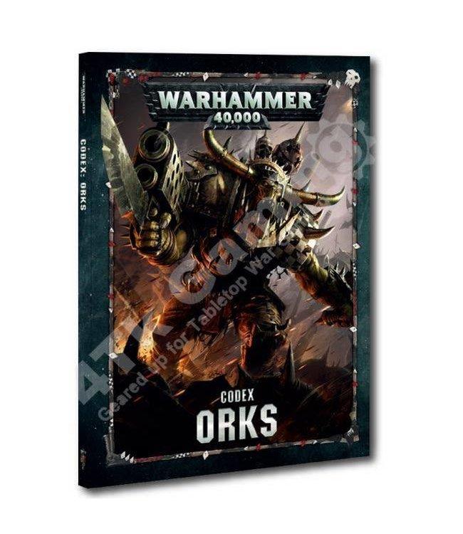 Warhammer 40000 Codex: Orks (Hb)