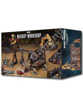 Warhammer 40000 Orks Mekboy Workshop