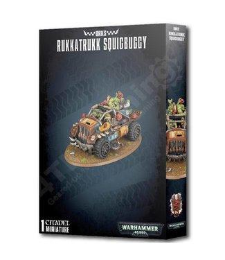 Warhammer 40000 Orks Rukkatrukk Squigbuggy