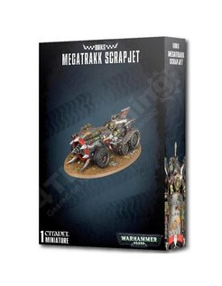 Orks Megatrakk Scrapjet