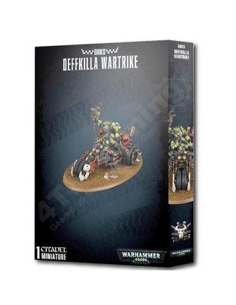 Warhammer 40000 Orks Deffkilla Wartrike