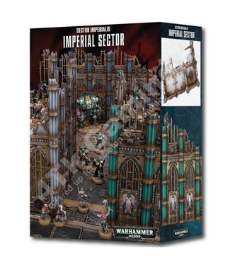 Warhammer 40000 Sector Imperialis: Imperial Sector