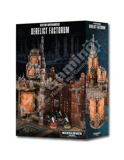 #Sector Mechanicus: Derelict Factorum