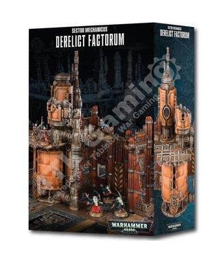 Warhammer 40000 #Sector Mechanicus: Derelict Factorum