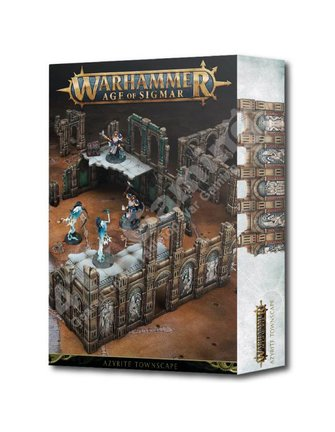 Age Of Sigmar Age Of Sigmar: Azyrite Townscape
