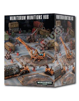 Games Workshop Munitorum Munitions Hub