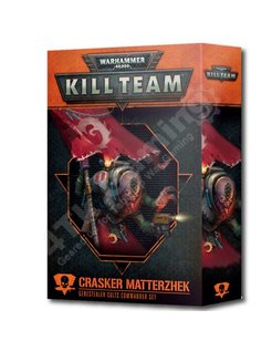 Kill Team Commander: Crasker Matterzhek