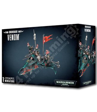 Games Workshop Drukhari Venom