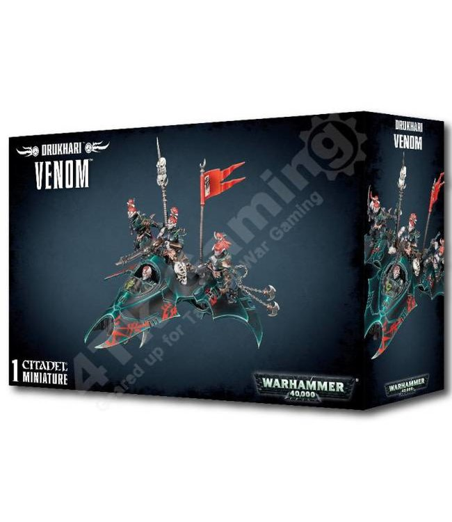 Games Workshop Drukhari Venom