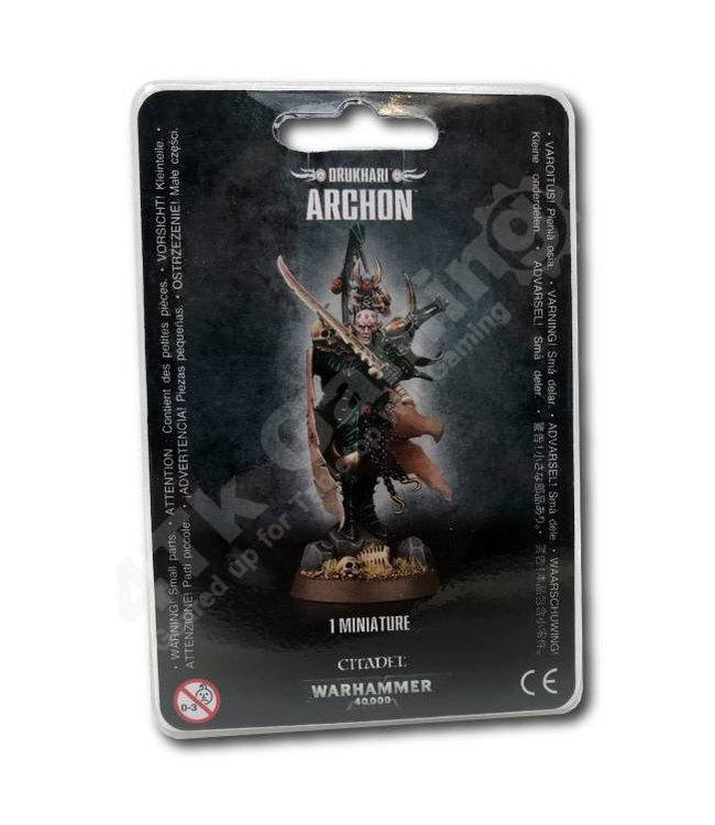 Games Workshop Dark Eldar Archon