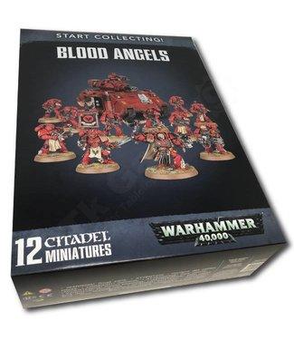 Warhammer 40000 Start Collecting! Blood Angels