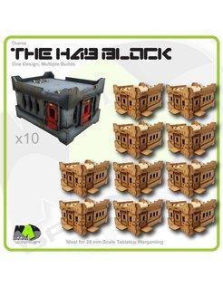 Hab Block - Standard - 10pk