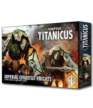Adeptus Titanicus Adeptus Titanicus: Cerastus Knights