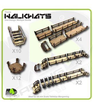 MAD Gaming Terrain Walkway - Bundle