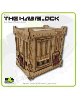 Hab Block - Double Height - Alternative