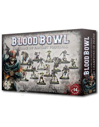 Blood Bowl Blood Bowl Champions Of Death Team