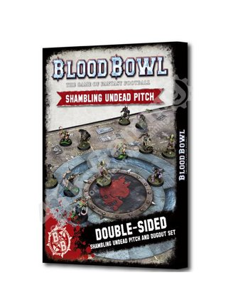 Blood Bowl Blood Bowl: Shambling Undead Pitch