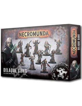 Necromunda Necromunda: Delaque Gang