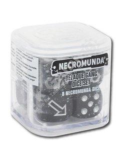 Necromunda Delaque Gang Dice Set