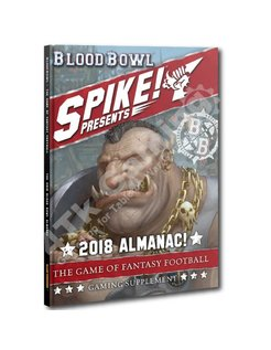 Blood Bowl: Spike! 2018 Almanac!