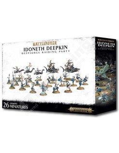 Idoneth Deepkin Deepsurge Raiding Party
