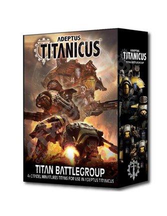 Adeptus Titanicus Adeptus Titanicus Titan Battlegroup