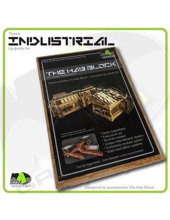 MAD Gaming Terrain Industrial - Up-grade kit