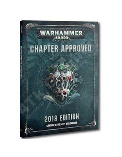 *Warhammer 40000: Chapter Approved 2018