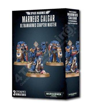 Warhammer 40000 Marneus Calgar with Victrix Honour Guard