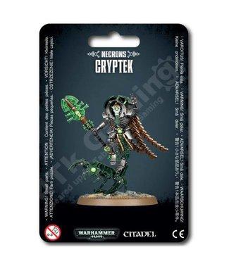 Warhammer 40000 Necrons Cryptek