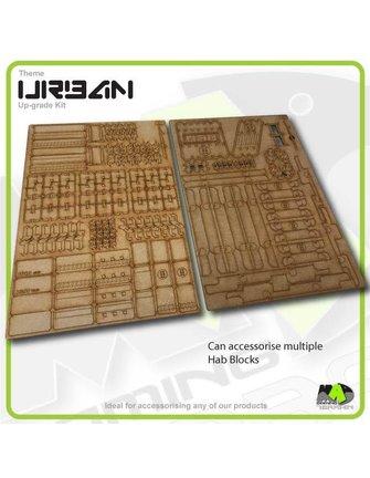 MAD Gaming Terrain Urban - Up-grade kit