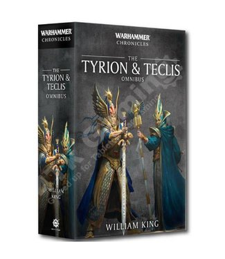 Black Library Wh Chronicles: Tyrion & Teclis (Pb)