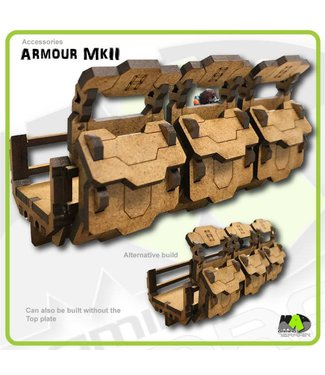 MAD Gaming Terrain Armour Mk II set